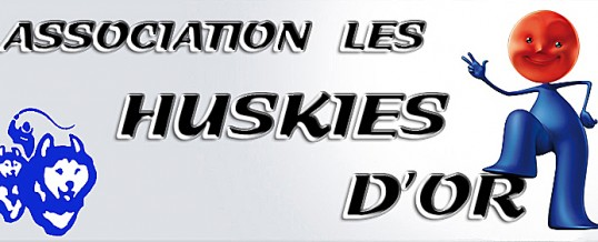Les Huskies d'or